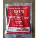 Black Lockwell Cable Tie 100 x 2.5