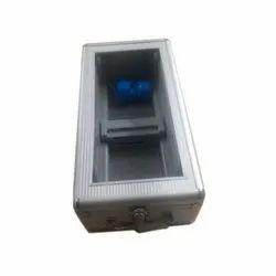 Grey Shoe Cover Dispenser