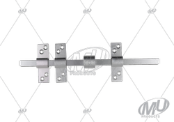 Aluminium Doors Door Kit, For Furniture, Size: 200 Mm