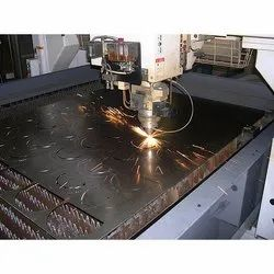 SS  Laser Cutting Services