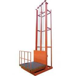 4 Ton Hydraulic Goods Lifts