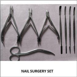 Nail Surgery Instruments Set