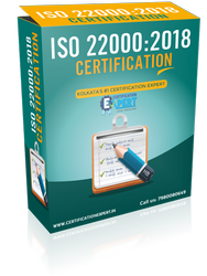 Individual, Consulting Firm ISO 22000:2018 Certification, Soft Copy