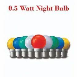 0.5 W Night LED Bulb