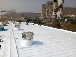 White Liquid Industrial Heat Insulation Coating
