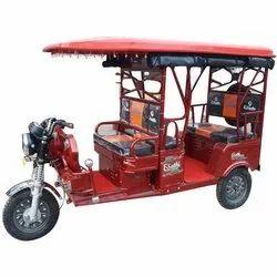Passenger Battery Operated Rickshaw