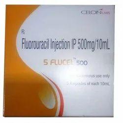 Celon Labs fluorouracil injection, Dosage Form: Liquid, Packaging: Ampoule