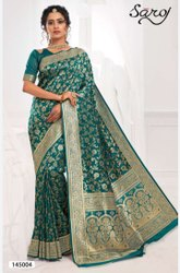 Fancy Designer Jacquard Saree