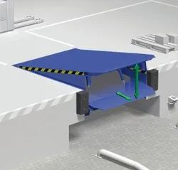 Industrial Loading Dock Leveler