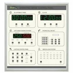 Surgeon Control Panel Touch Glass