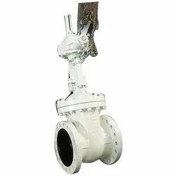 Kirloskar Low Pressure Cast Iron Sluice Valve Flanged, Size: 50mm To 600mm