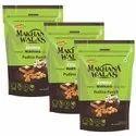 Makhanawalas Tangy Tasty Roasted Makhana (Foxnuts) Pudina Punch Pack of 3 80 g Each.