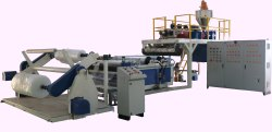 LDPE LLDPE Air Bubble Film Making Line