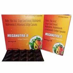 Meganutra  B Softgel Capsules