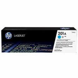HP 201A Cyan LaserJet Toner Cartridge