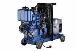 A-Top 20 KVA Three Phase W/C Radiator Self Start GenSet