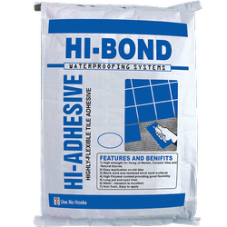 HIBOND Ceramic HI-ADHESIVE (Highly Flexible Tile Adhesive.), for Tile Fixing
