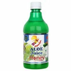 Superbee Aloevera Juice with Honey 500 ml