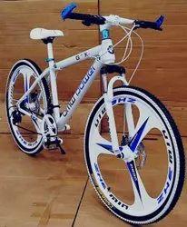 BMW White Power MTB Cycle