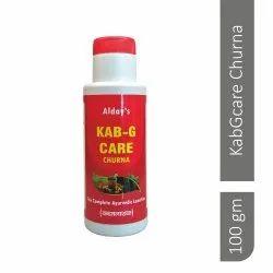 Ayurvedic Powder Kabg Care Churna, Packaging Size: 100 Gm, Packaging Type: Plastic Bottle