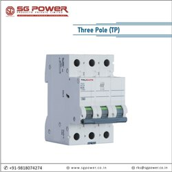 MCB Three Pole (TP)