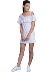 Pink Short Dress Cum Long Top