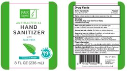 Hand Sanitizer Bottle Labels