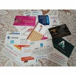 Paper Business Card Printing Services, in Local