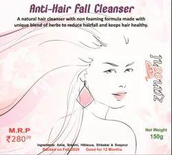 Anti-Hair fall Cleanser - Natural, Zaroori Naturals
