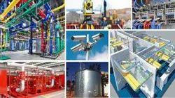 Industrial Online MEP Engineering Consultancy, Pan India