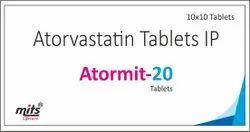 Atoravastatin 20 Mg Tablet