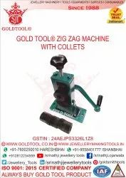 Gold Tool ZigZag Big With Four Roller Set Extra