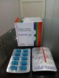 Aceclofenac Paracetamol  SERRA Tablet