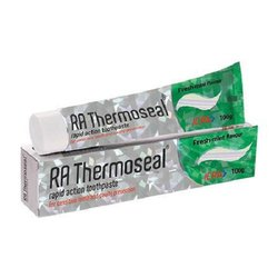 Mint 100gm RA Thermoseal Rapid Action Thothpaste