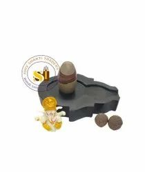 Narmada Shiva Lingam For Office