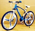 BMW SLEEK DESIGN SKY BLUE MTB CYCLE