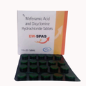 Mefenamic Acid And Dicyclomine Hydrochloride EW SPAS