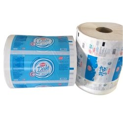MILK POUCH PACKING FILM
