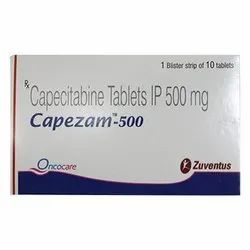 Capezam 500mg Tablet