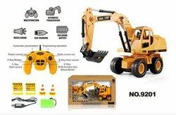 Plastic Remote Control Toy Crane, Child Age Group: Above 3 Years