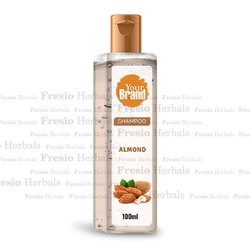 Almond Shampoo, Packaging Type: Bottle, Packaging Size: 100 Ml