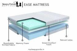 White Memory Foam mattress, Size/Dimension: 72*36 Inch, Thickness: 6 Inch