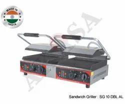 Akasa Indian Double Sandwich Griller