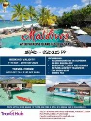 2 South India Maldives Tour Package