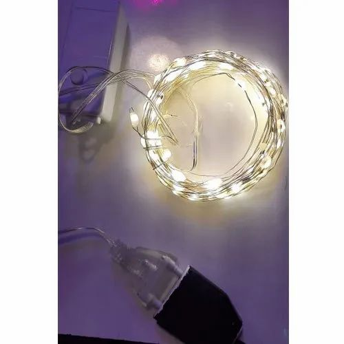 Led Decorative Lights 1 5w Led Copper Wire Serial Light Wholesale Trader From Bengaluru