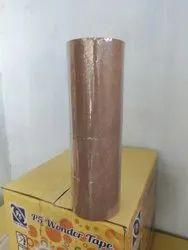 Backing Material: Plastic BOPP Brown Tape