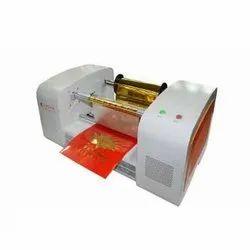 Hot Foil Printing Machine