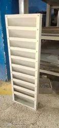 Aluminum & Steel Louvers