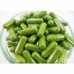 Moringa Green capsules