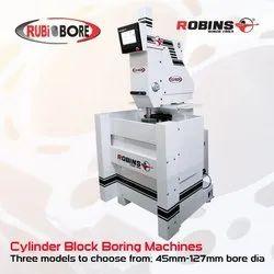 ROBINs Cylinder Block Boring Machine